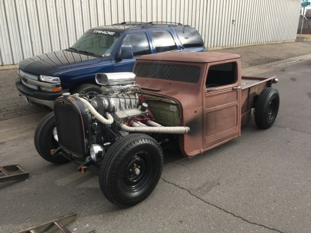 1954 willy 39 s chop top truck hot rod rat rod for sale willys truck 1954 for sale in loyalton. Black Bedroom Furniture Sets. Home Design Ideas