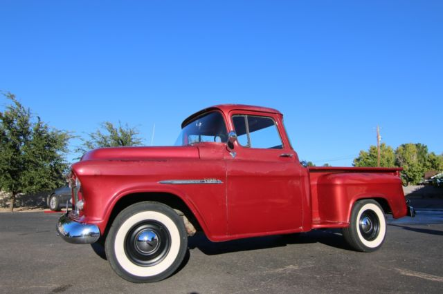 1955 1956 chevy pickup truck ton big window for sale for 1957 chevy big window truck for sale