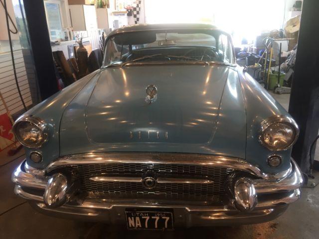 1955 buick special 2 door hardtop w dealer installed air for 1955 buick special 2 door