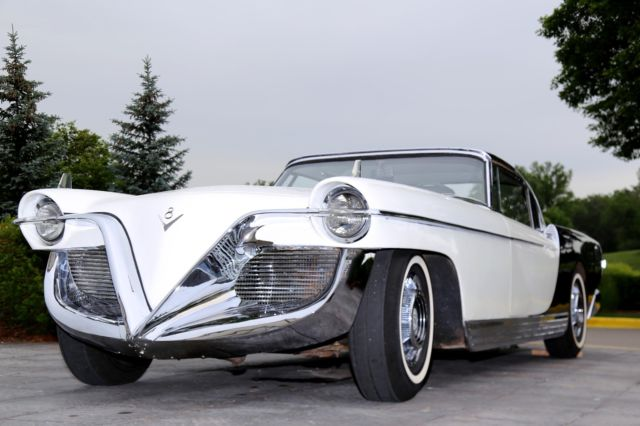1955 Cadillac Die Valkyrie Concept Car Designed By Brooks