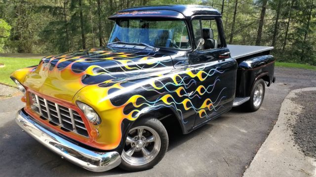 1955 chevrolet other pickups big window autos post for Narrow windows for sale