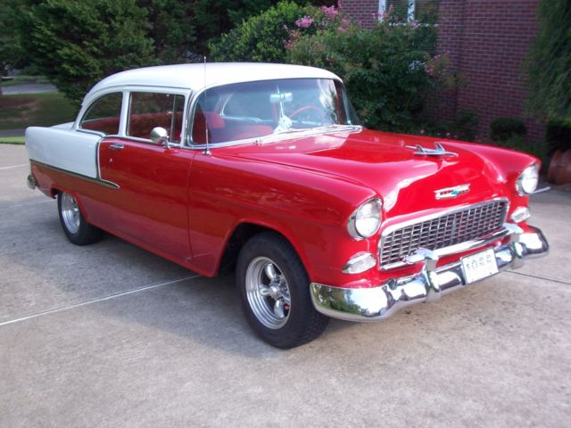1955 chevrolet 210 two door post for sale chevrolet bel for 1955 chevy two door