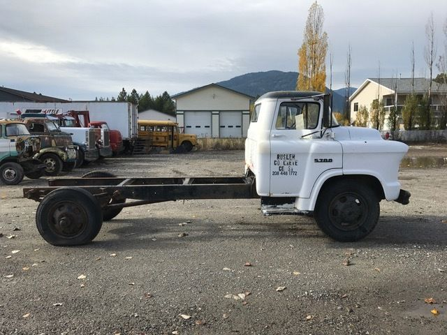 Coe Car Hauler For Sale >> 1955 Chevrolet 5700 LCF 2 ton COE Truck Project cabover cab and chassis hauler for sale ...