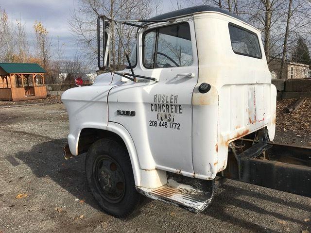 1955 Coe 5700 Chevy Truck Autos Post