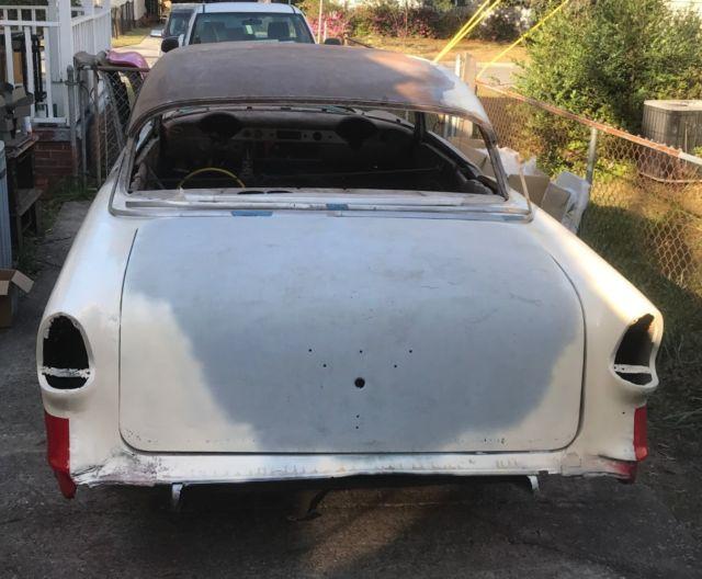 1955 chevrolet bel air 2 door hardtop body project for for 1955 chevrolet 2 door hardtop for sale