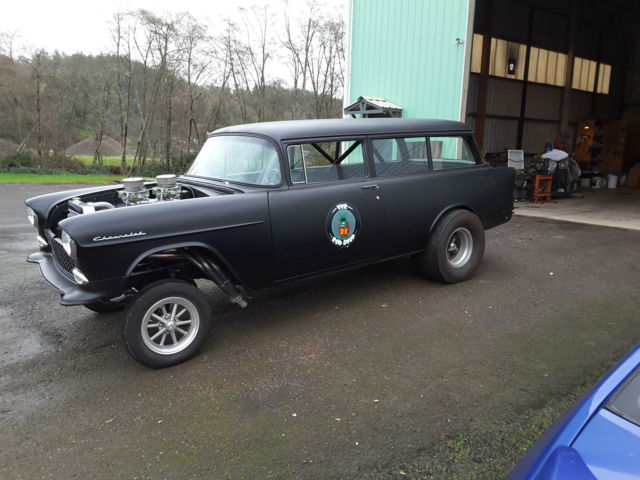 1955 Chevrolet Gasser Wagon For Sale Chevrolet Other