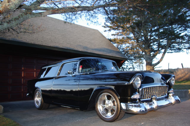 1955 chevrolet nomad base wagon 2 door 502 ramjet for sale for 1955 chevy 2 door wagon for sale