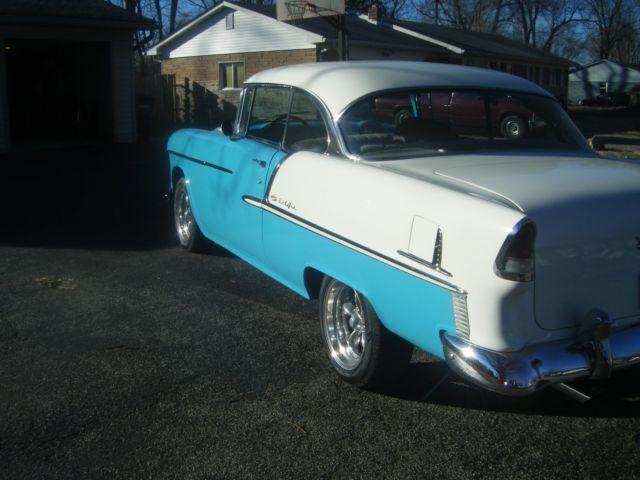 1955 Chevy 2 Door Hardtop For Sale Chevrolet Bel Air 150