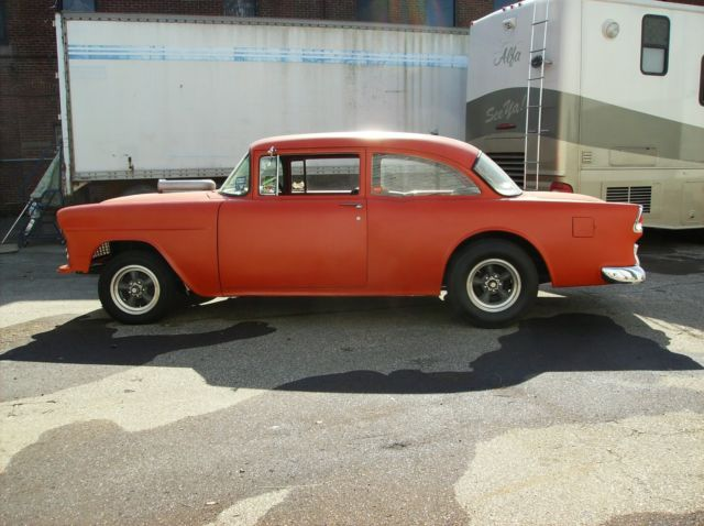 1955 Chevy American Graffiti Style Quot Street Quot Gasser For