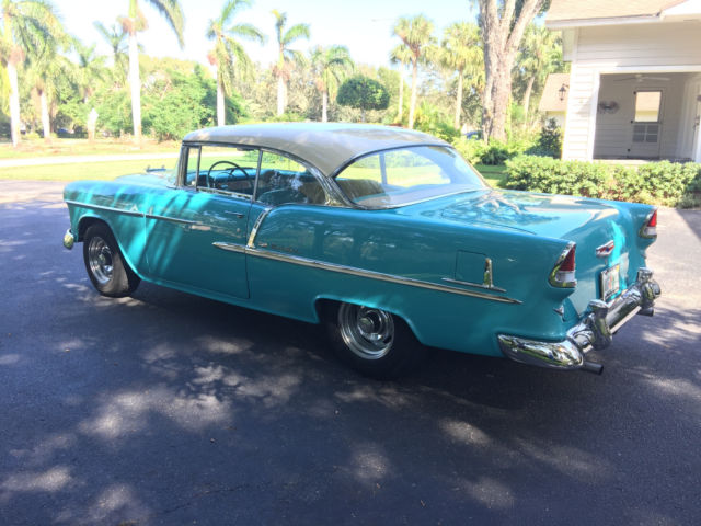 1955 chevy bel air sport coupe for sale chevrolet bel air 150 210 1955 for sale in vero beach