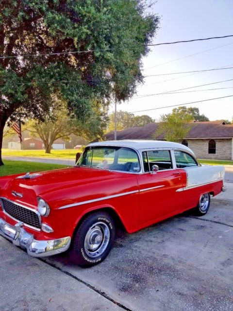 1955 chevy belair priced to sell  lowest price ever  4