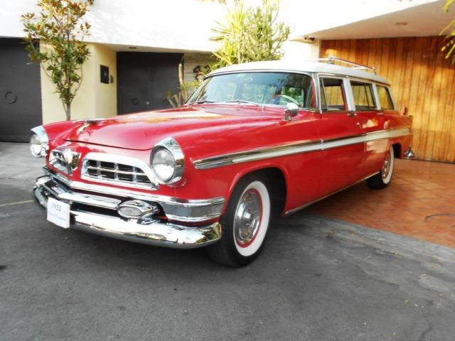 1955 Chrysler New Yorker Town & Country Wagon, recent
