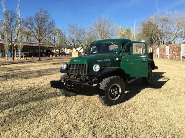 1955 Dodge Power Wagon Custom Truck No Reserve For Sale