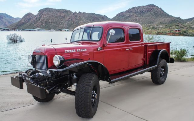 Dodge Power Wagon For Sale Fossilcars Upcomingcarshq Com