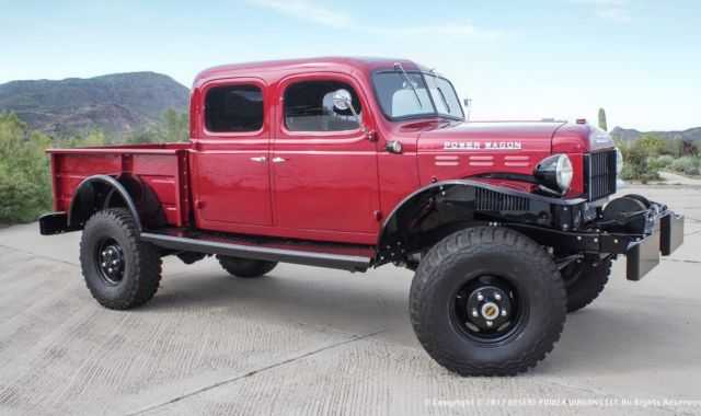 Dodge Power Wagon For Sale >> 1955 Dodge Power Wagon Restomod for sale - Dodge Power ...