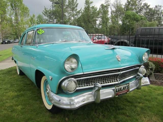 1955 ford 2 door customline for sale ford fairlane sudan for 1955 ford customline 2 door