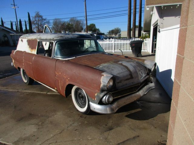 1955 ford sedan delivery wagon courier 2 door ranch squire for 1957 ford 2 door ranch wagon sale