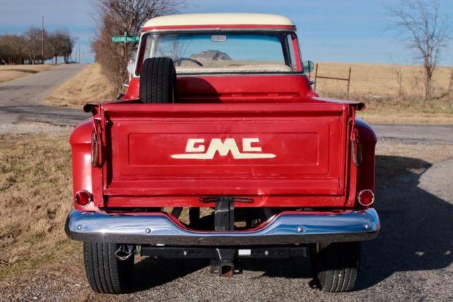 4x4 gmc 1955 block window sherman texas states united