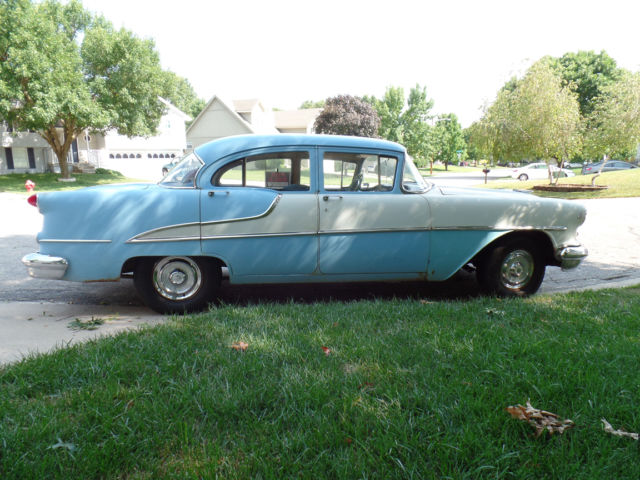1955 oldsmobile 88 4 door sedan for sale oldsmobile