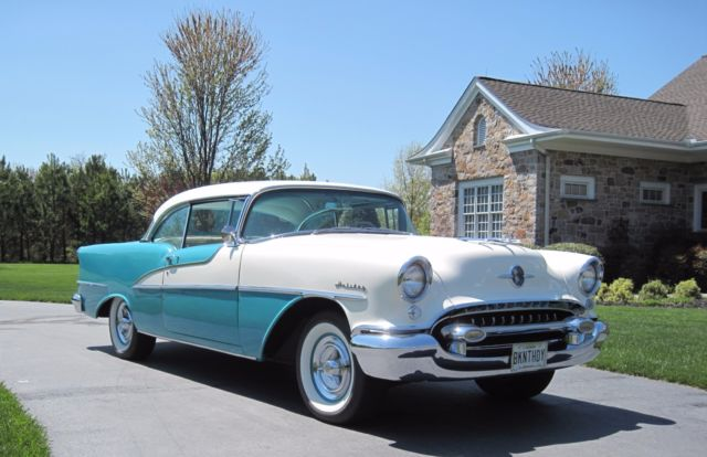 1955 oldsmobile 98 deluxe holiday coupe for sale. Black Bedroom Furniture Sets. Home Design Ideas
