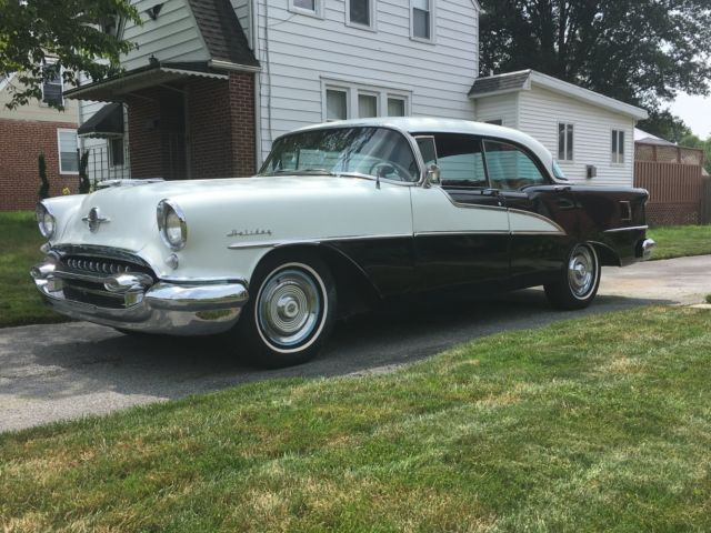 1955 oldsmobile 98 holiday for sale oldsmobile ninety. Black Bedroom Furniture Sets. Home Design Ideas