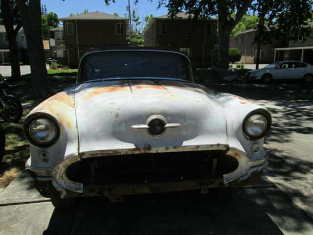 1955 Oldsmobile Ninety-Eight. Northern California car its ...