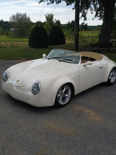 1955 Porsche Speedster Custom Replica For Sale Porsche