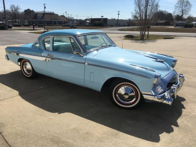 1955 Studebaker President 2dr State Coupe Custom