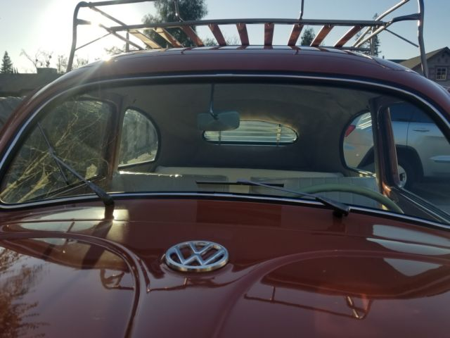 1955 Vw Bug Euro Oval Window for sale - Volkswagen Beetle - Classic 1955 for sale in Modesto ...