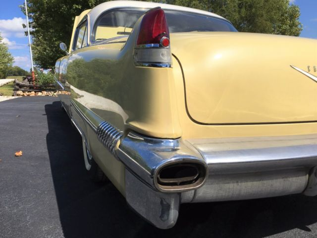 1956 Cadillac Series 62 2-Door Hardtop with lots of NOS parts for