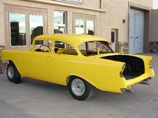 1956 chevrolet 2 door business sedan project car resto mod for sale chevrolet bel air 150 210. Black Bedroom Furniture Sets. Home Design Ideas