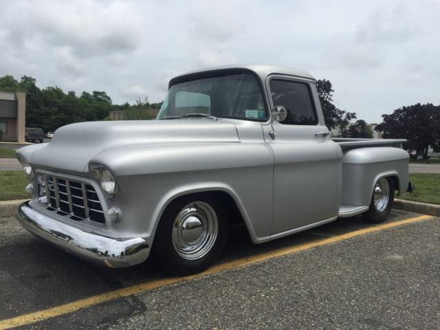 1956 chevy truck restoration