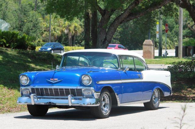 1956 chevrolet bel air 350 v8 restored 2 door hardtop for 1956 chevy 2 door hardtop for sale