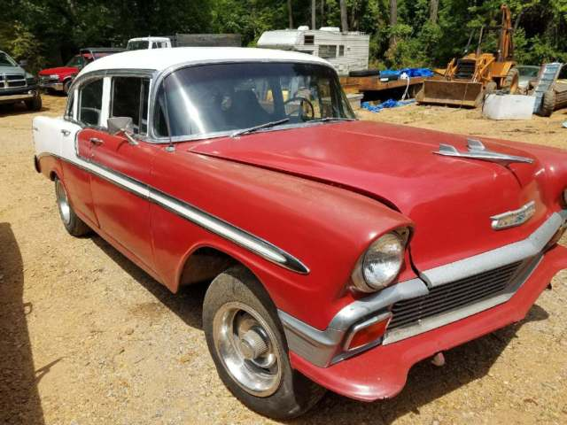 1956 chevrolet belair 4 door for sale chevrolet bel air for 1956 chevy belair 4 door for sale