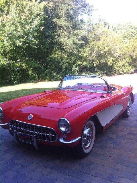 1956 chevrolet corvette base convertible 2 door for sale chevrolet corvette 1956 for sale in. Black Bedroom Furniture Sets. Home Design Ideas