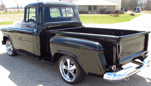 1956 chevy 3100 authentic short bed step side pickup arizona truck for sale chevrolet other. Black Bedroom Furniture Sets. Home Design Ideas