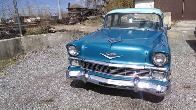 1956 chevy 4 door belair for sale chevrolet bel air 150 for 1956 chevy belair 4 door for sale