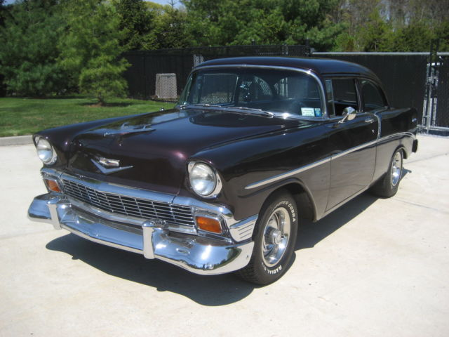 1956 chevy bel air post for sale chevrolet bel air 150. Black Bedroom Furniture Sets. Home Design Ideas