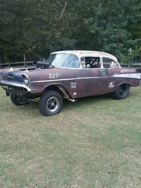 Cars For Sale Memphis Tn >> 1956 chevy gasser for sale - Chevrolet Bel Air/150/210 2dr