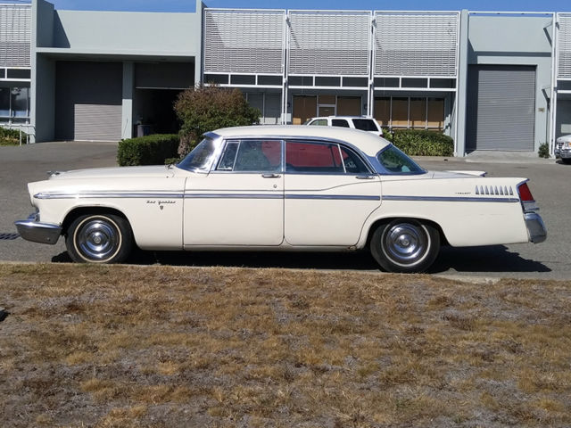 1956 chrysler new yorker newport 4 door hardtop for sale
