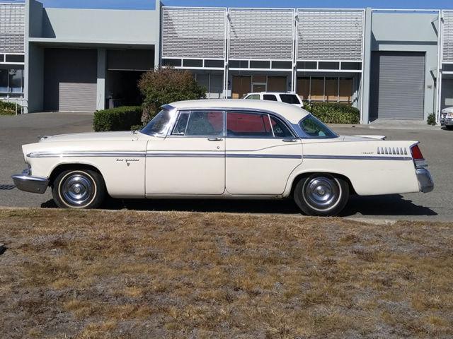 1956 chrysler new yorker newport 4 door hardtop for sale For1956 Chrysler New Yorker 4 Door