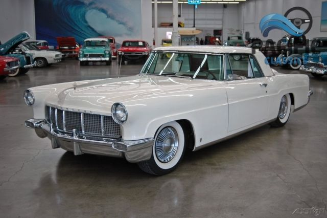 1956 Continental Mark Ii Coupe For Sale Lincoln