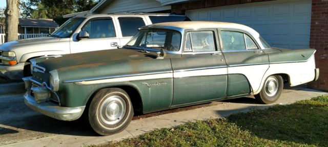 1956 Desoto Firedome 4 Door Sedan 330 S23 Hemi Eng For