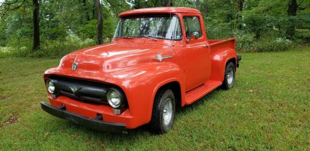 1956 Ford F-100 Custom Pickup for sale - Ford F-100 F-100 1956 for
