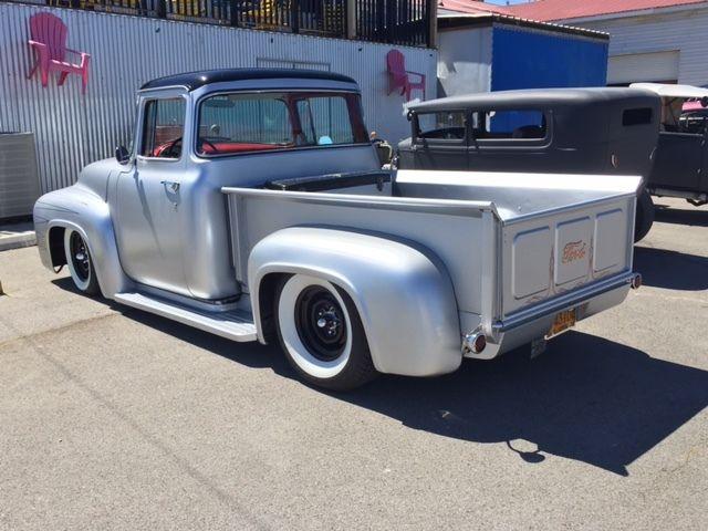 1956 ford f 100 original big back window cab swb for sale for 1956 f100 big window for sale