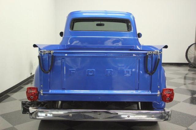 1956 Ford F-100 Stepside Pickup Truck 351 Windsor V8 3 Speed