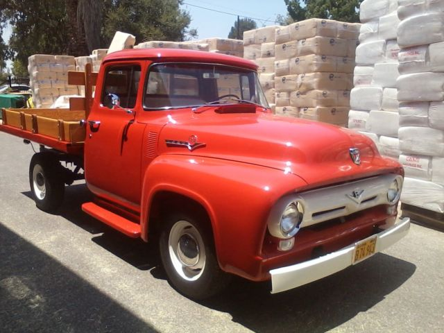 1956 ford f 250 truck for sale ford other 1956 for sale in san dimas california united states. Black Bedroom Furniture Sets. Home Design Ideas