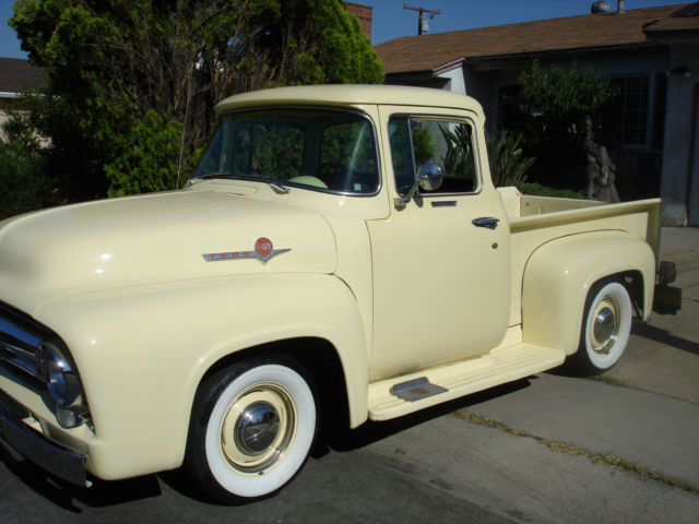 1956 ford f100 big window custom cab for sale ford f 100 for 1956 ford big window