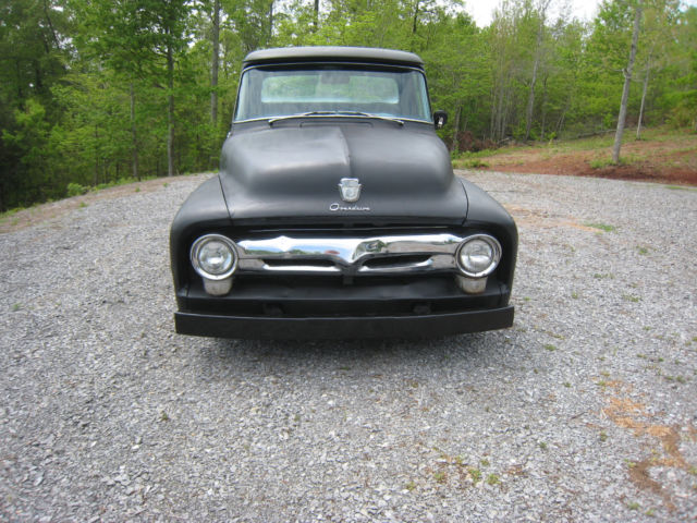 1956 Ford F100 Rat Rod Truck For Sale Ford F 100 1956