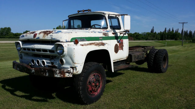 1956 ford f800 big job rare 4 wheel drive vintage truck for sale ford other f 800 big job. Black Bedroom Furniture Sets. Home Design Ideas